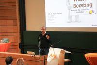Prof. Dr. Mario Fischer, Lehrbeauftragter an der FH Würzburg und Herausgeber des Branchenmagazins Website Boosting