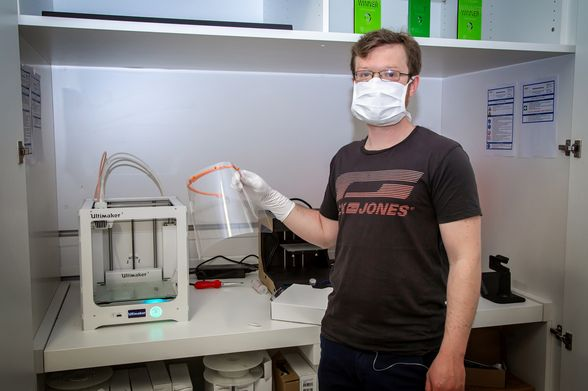20200506 22 Schutzmasken 3D-Druck 1